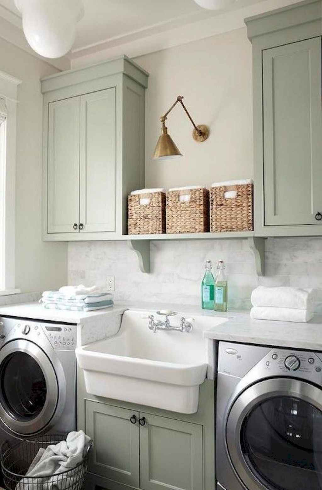 50 Amazing Vintage Laundry Rooms That Will Make You Want