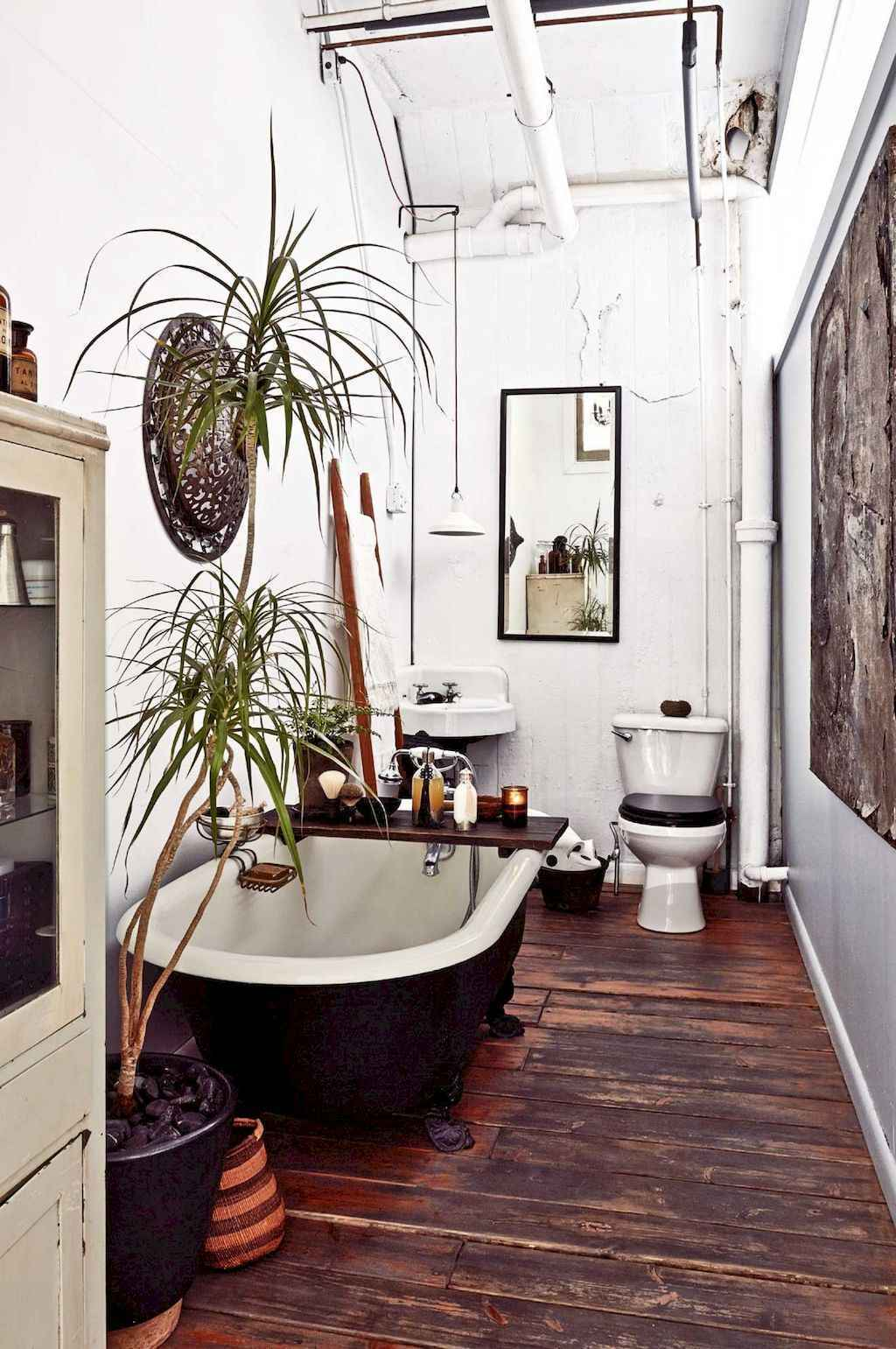 60 beautiful eclectic bathrooms to inspire you (27)