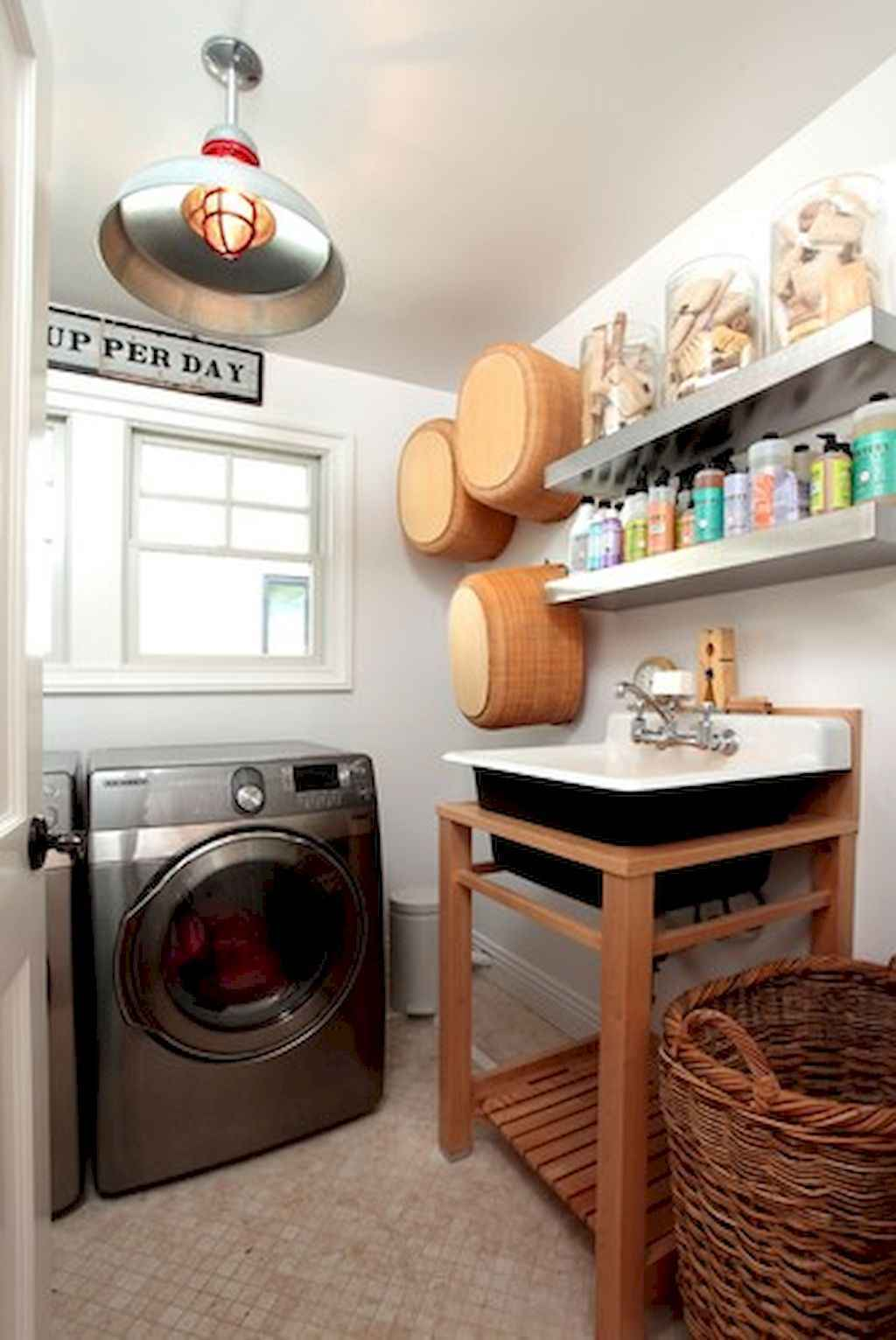 60 creative eclectic laundry room decorating ideas