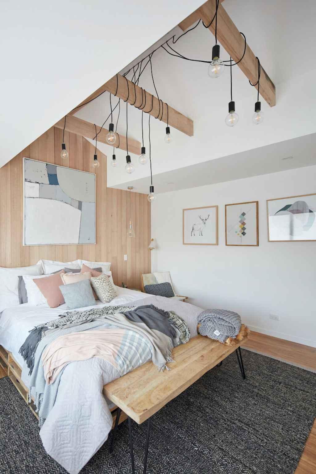 60 popular scandinavian bedroom decorating ideas (35)