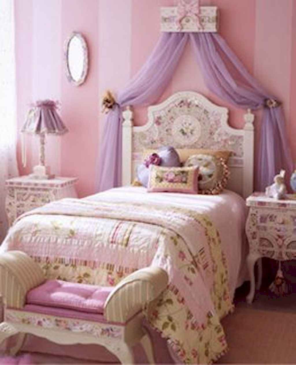 Beautiful decor bedroom for girls 42 for Beautiful bedrooms for women