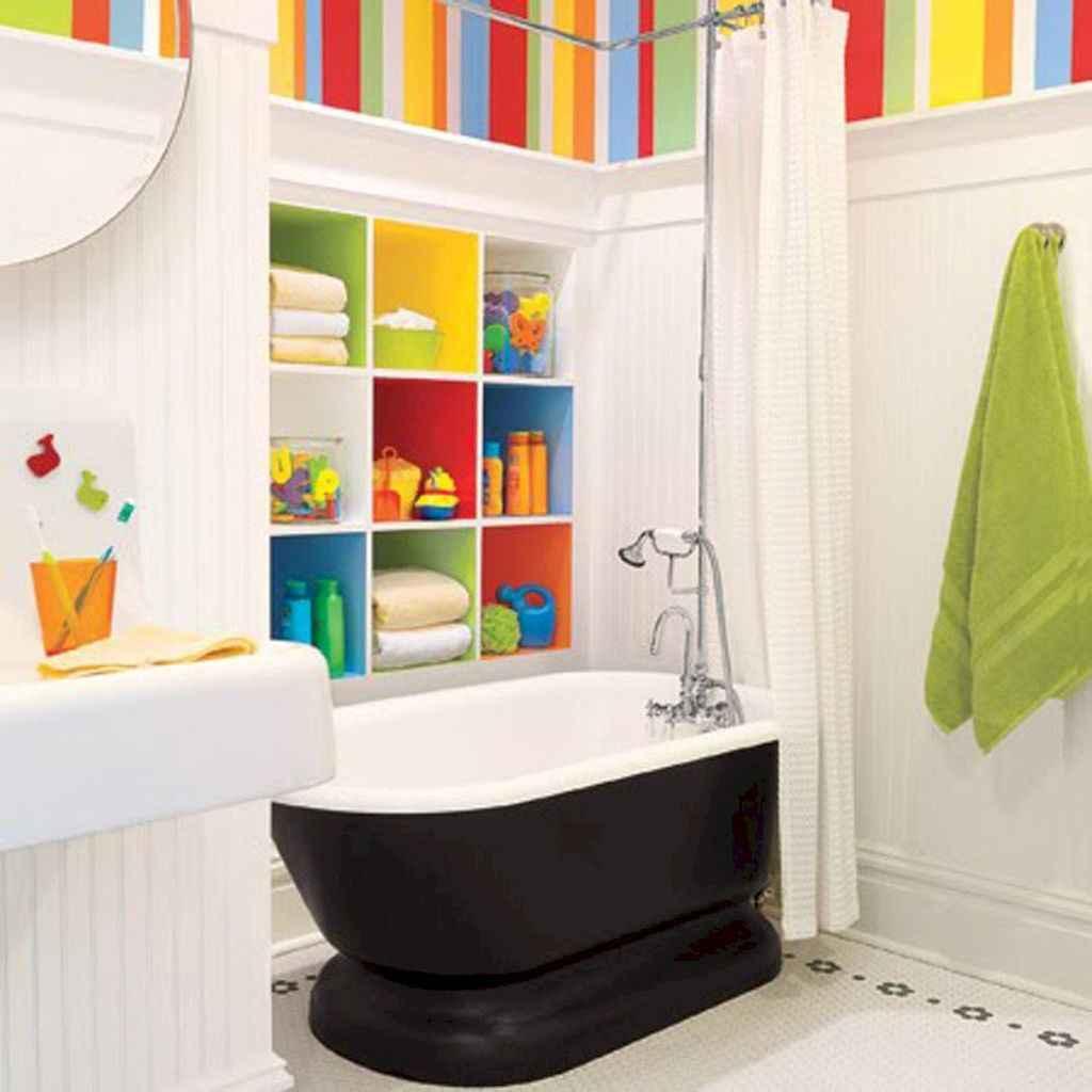 Best inspired kids bathroom ideas (23)