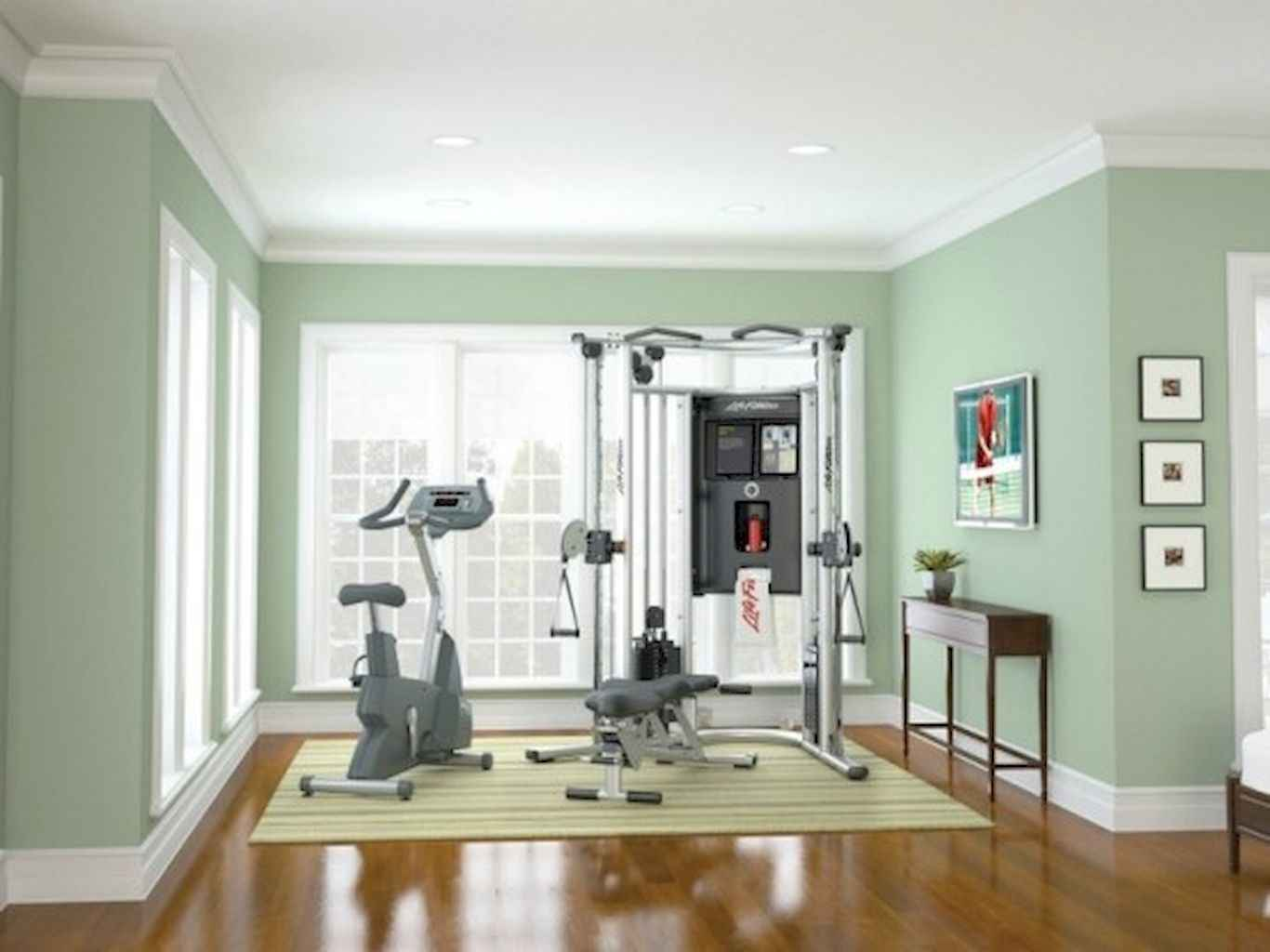 Home gym ideas small spaces livingmarch