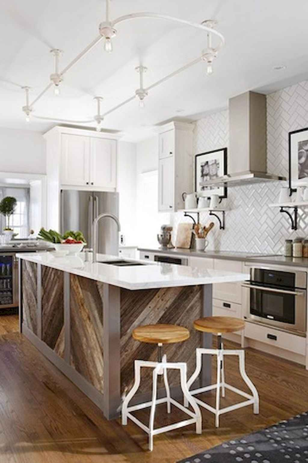 Top 60 eclectic kitchen ideas 19 for Kitchen ideas eclectic