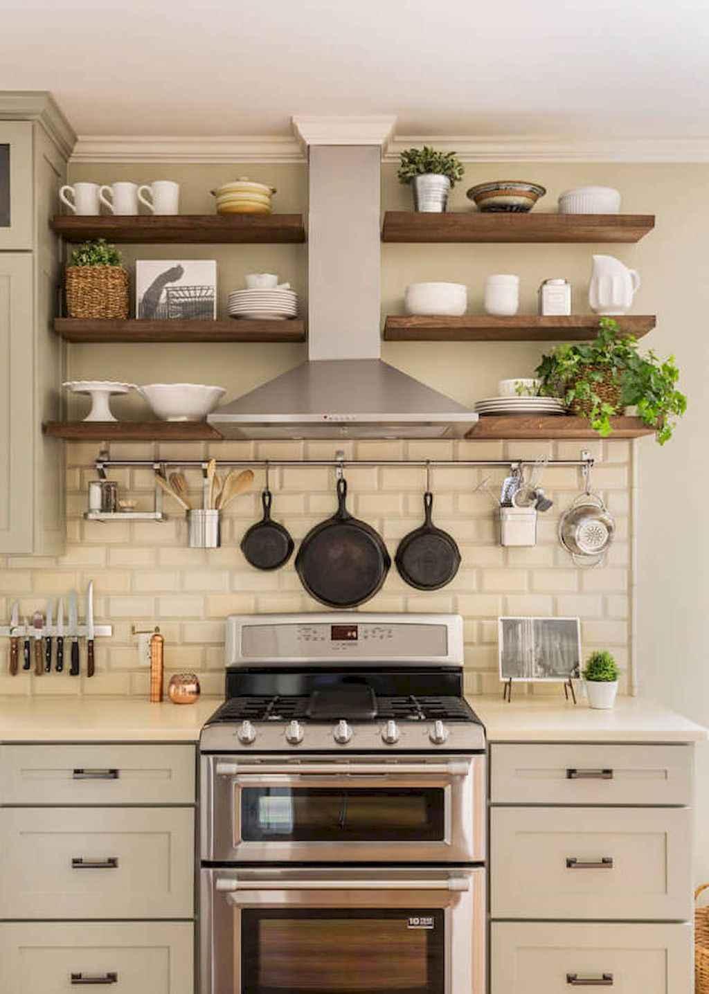50 farmhouse kitchen decor ideas (43)
