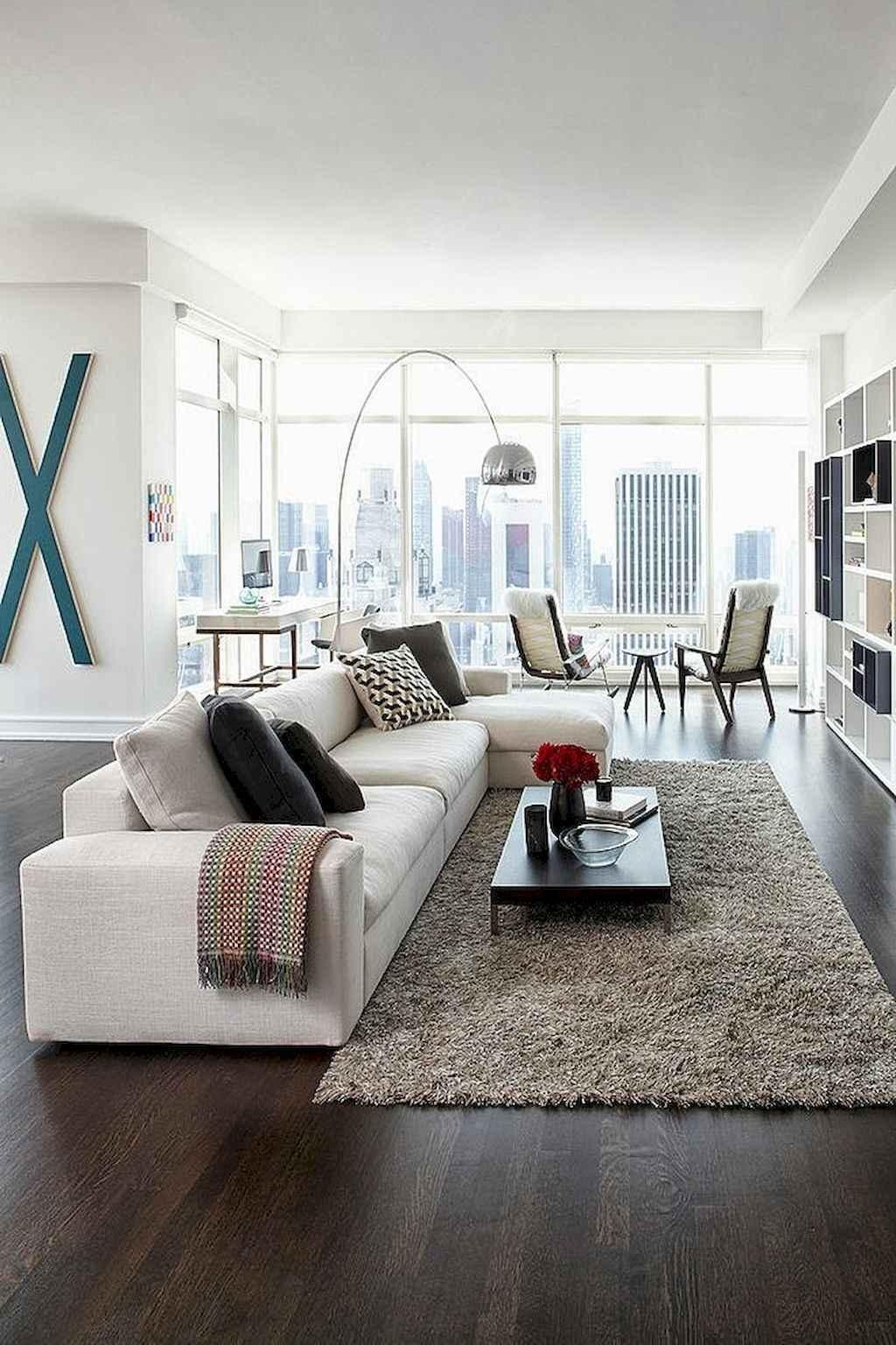 80 pretty modern apartment living room decor ideas 45 for Living room 80s