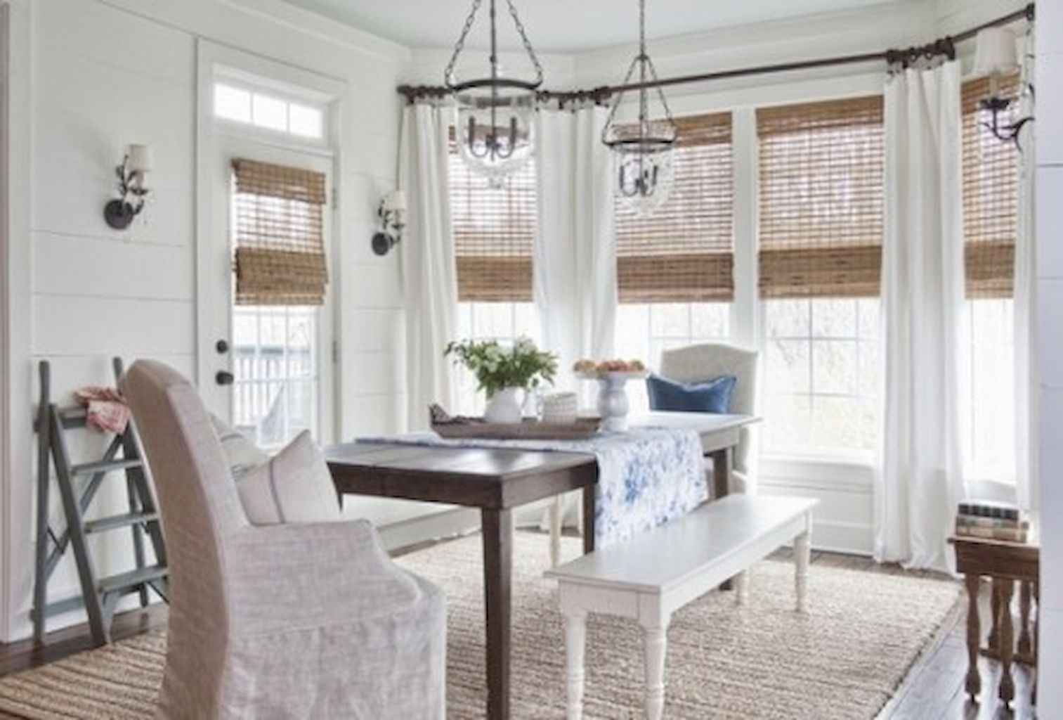 Published February 18 2018 At 1513 X 1024 In 100 Rustic Farmhouse Dining Room Decor Ideas