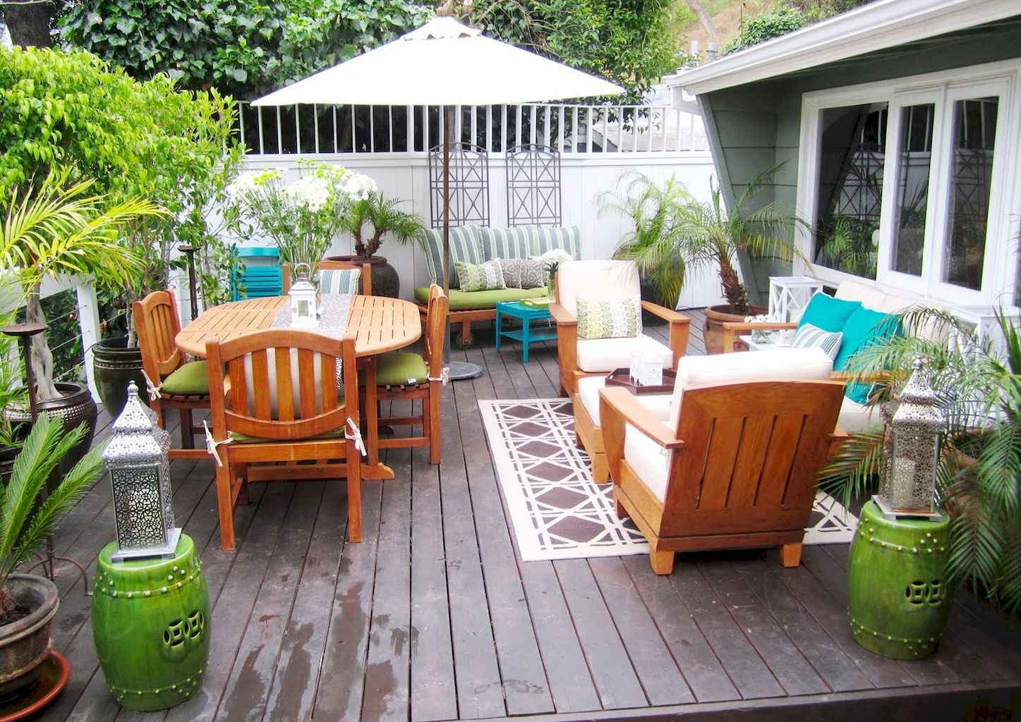 73 Best Outdoor Rooms Design And Decor Ideas (59)