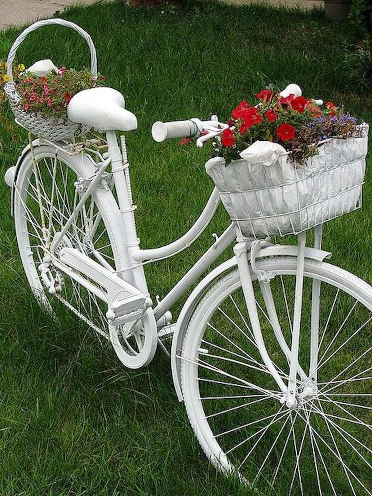 70 Creative and Inspiring Garden Art From Junk Design Ideas For Summer (17)